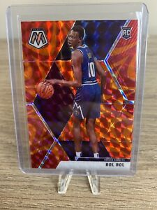 2019-20-Panini-Mosaic-BOL-BOL-Orange-Reactive-Prizm-Base-Rookie-RC-222-NUGGETS