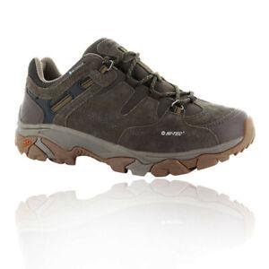 Hi-Tec Mens Ravus Adventure Mid Walking Shoes Grey Sports Outdoors Trainers