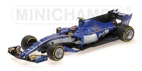417170094 - - - Minichamps propre f1 team-P. Wehrlein-Australie GP 17 - 1 43 bc4e17