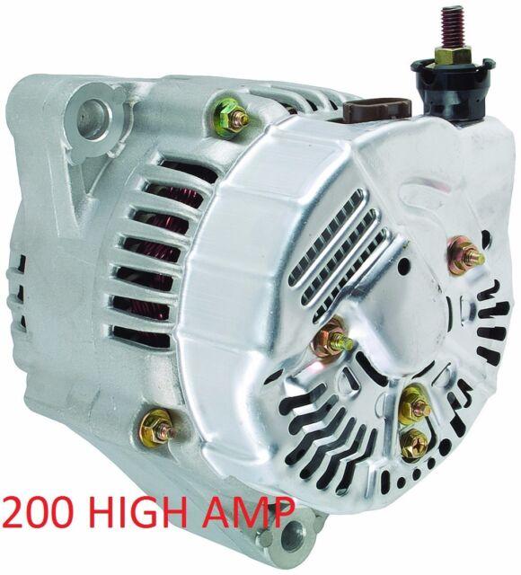 NEW LEXUS GS300 IS300 SC300 200 HIGH AMP HD ALTERNATOR
