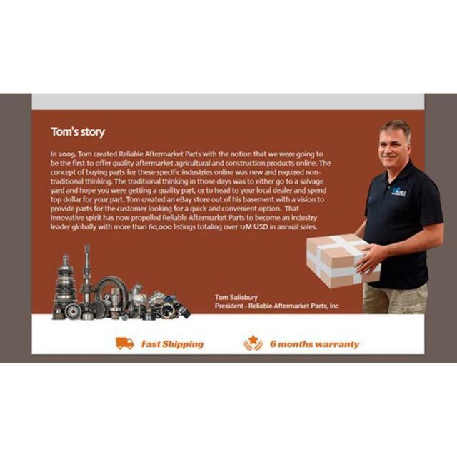 R68381 Hydraulic Pump Filter Fits John Deere 1020 2020 Fits JD300 Fits JD400 152