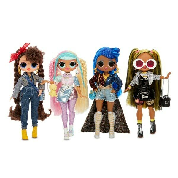 LOL Surprise  OMG Fashion Doll  CANDYLICIOUS BUSY BB ALT GRRRL MISS INDEPENDENT