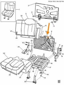 1996 chrysler lh wiring diagram wiring diagram database 2008 Chrysler Town and Country Wiring-Diagram rear seat lh release handle and cable chevrolet blazer 95 97 gm 2002 town and country headlight wiring 1996 chrysler lh wiring diagram
