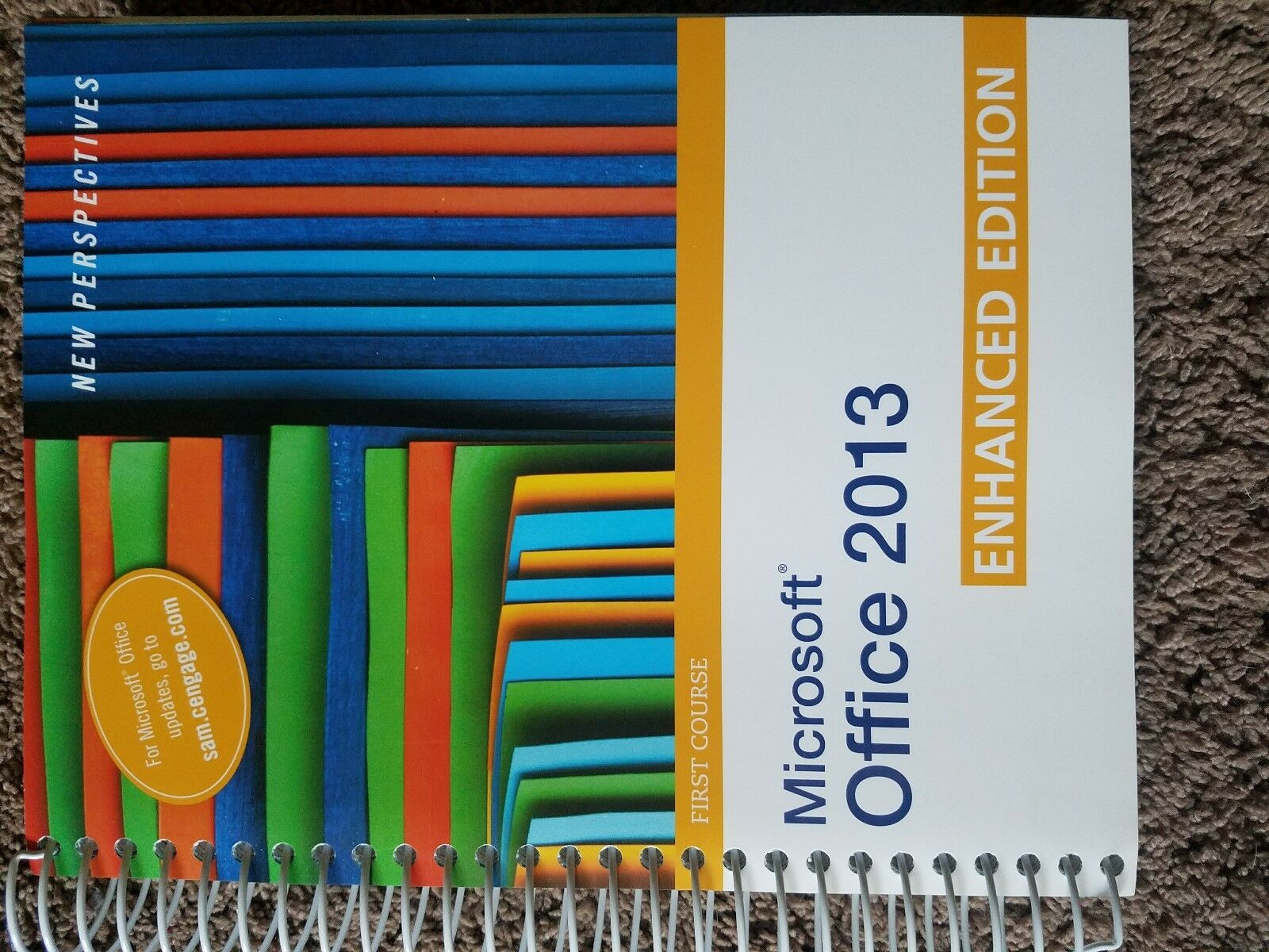 microsoft office 2013 enhanced editions new perspectives on