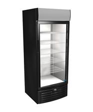 New Glass Door Nsf Drink Beverage Display Cooler Refrigerator Idw G 26c 8673 Etl