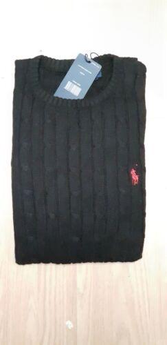 Slim Fit Sweater Maglione Uomo Cotone Di Marca Maglione Da Uomo Giocatore di polo Cavo Lavorato a Maglia