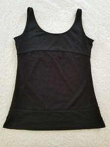 c8827d0ef2 Image is loading Shapewear-tank-top-black-XL-Yummie-Heather-Thomson-