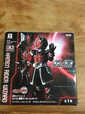 Banpresto Craneking R/D Real Deform Kamen Masked Rider New Wizard Action Figure