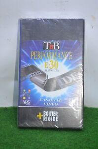 K7-VHS-FUJI-VIERGE-NEUF-SOUS-CELLO-POUR-MAGNETOSCOPE-ENREGISTREMENT-30