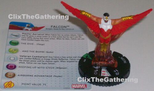 FALCON #017 Avengers Assemble Marvel Heroclix