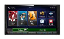 "Kenwood DNX771HD 6.95"" DVD Navigation System w/ Bluetooth and Hd Radio DNX771HDB"