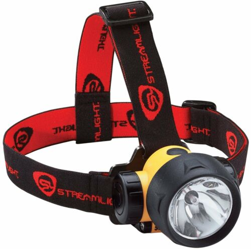 Xenon Yellow Headlamp STL61050 Streamlight STL61050 Trident LED