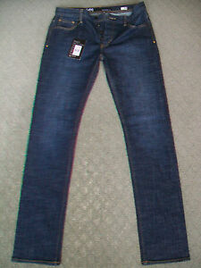 MENS-LEE-039-STOVEPIPE-L1-039-STRETCH-JEANS-BNWT-SIZE-29