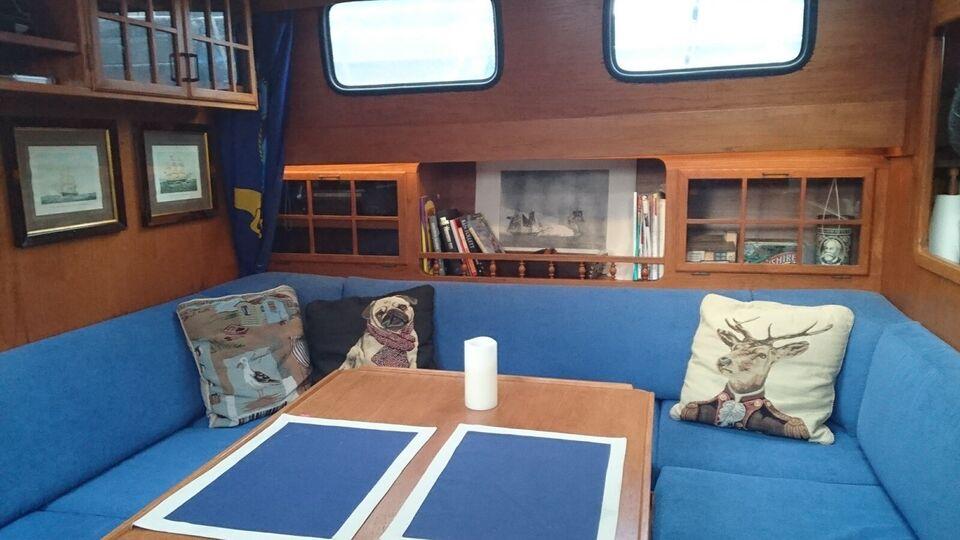 Nauticat 44 klar til jordomsejling