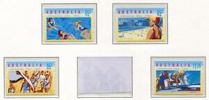 40335-Australia-1994-MNH-Life-saving-4v