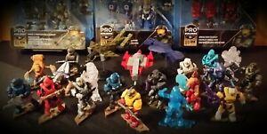 Mega Construx Halo Infinite Minifigures Clash Ring Brute 10th Anniversary U PICK