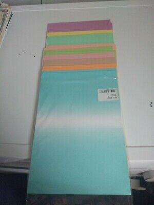 PACKAGE WITH 27 SHEETS SHADOWCARDBOARD 30X21 CM NEW