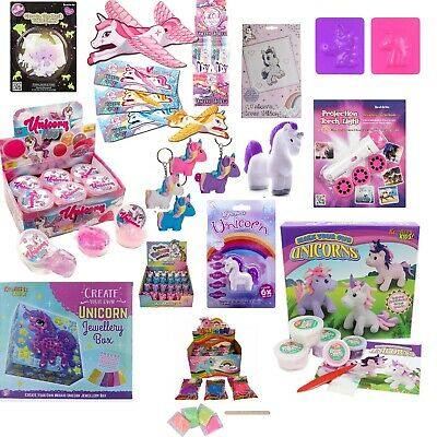 Childrens Creative Craft Activity Box Stocking filler Present Gift Party Fun Toy
