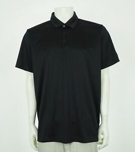 New-Adidas-ClimaLite-Grind-Athletic-Blend-Casual-Polo-Shirt-Mens-XL