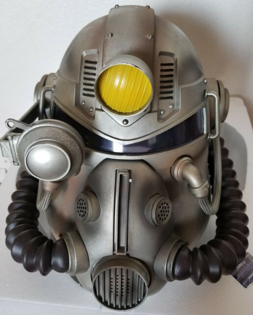 Fallout 76 Edition NEW *Full-Scale Wearable T-51 Power Armor HELMET ONLY w/Box*