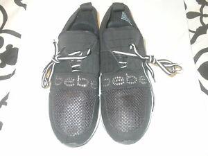 BeBe Sport Black White Brienna Sneaker