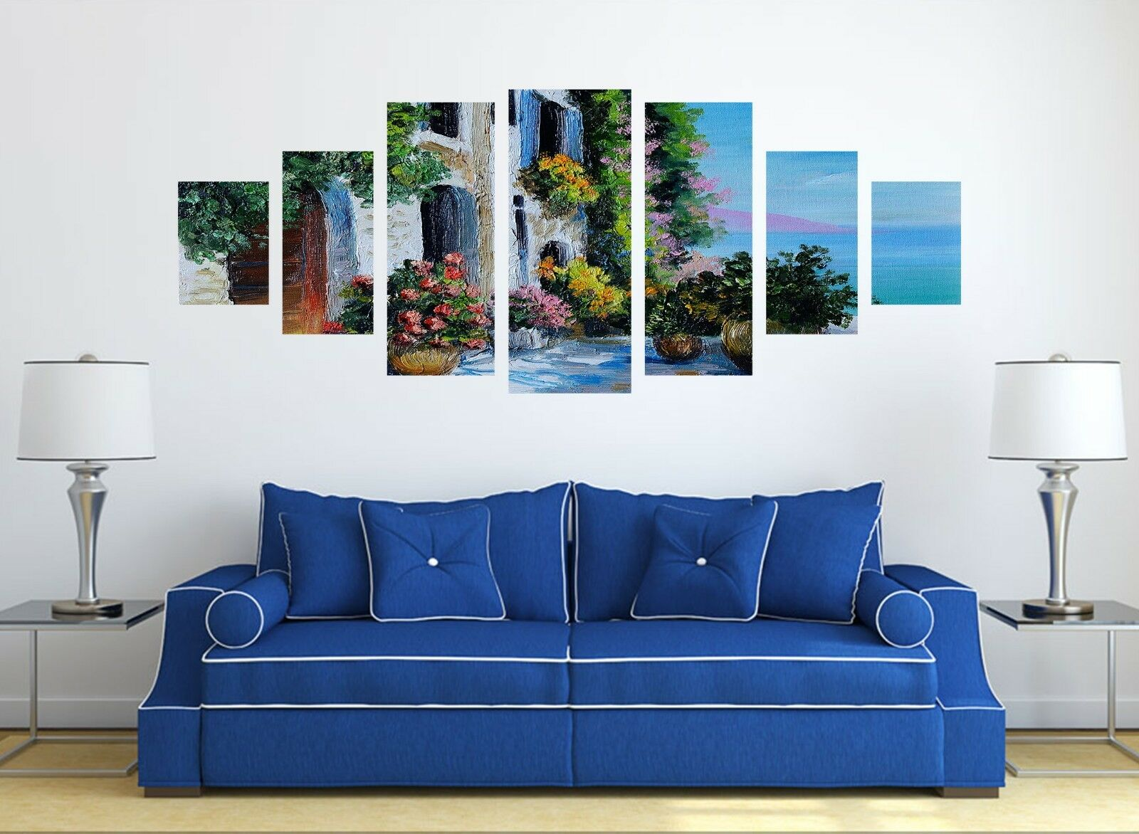 3D Waterfall Paint 82 Unframed Print Wall Paper Decal Wall Deco Indoor AJ Jenny