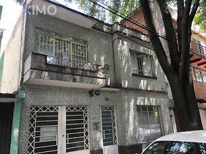 En Renta CASA para Oficina en Colonia Verónica Anzures, Miguel Hidalgo, CDMX