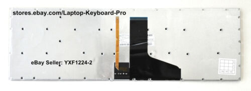 CA Canadian Backlit Keyboard for Toshiba Satellite P70-A P70T-A P70-A-01Y