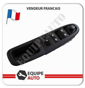 Bouton-de-commande-Leve-vitre-electrique-Peugeot-406-6554-CF-6554CF