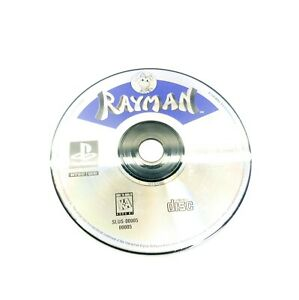 Rayman Sony PlayStation 1 PS1 Disc Only Ubisoft Very Good Condition Tested