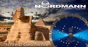 diamant trennscheibe diamantscheibe 230 mm nordmann beton optimus 15 ebay. Black Bedroom Furniture Sets. Home Design Ideas