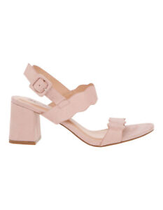NEW Miss Shop Florence Blush Sandal