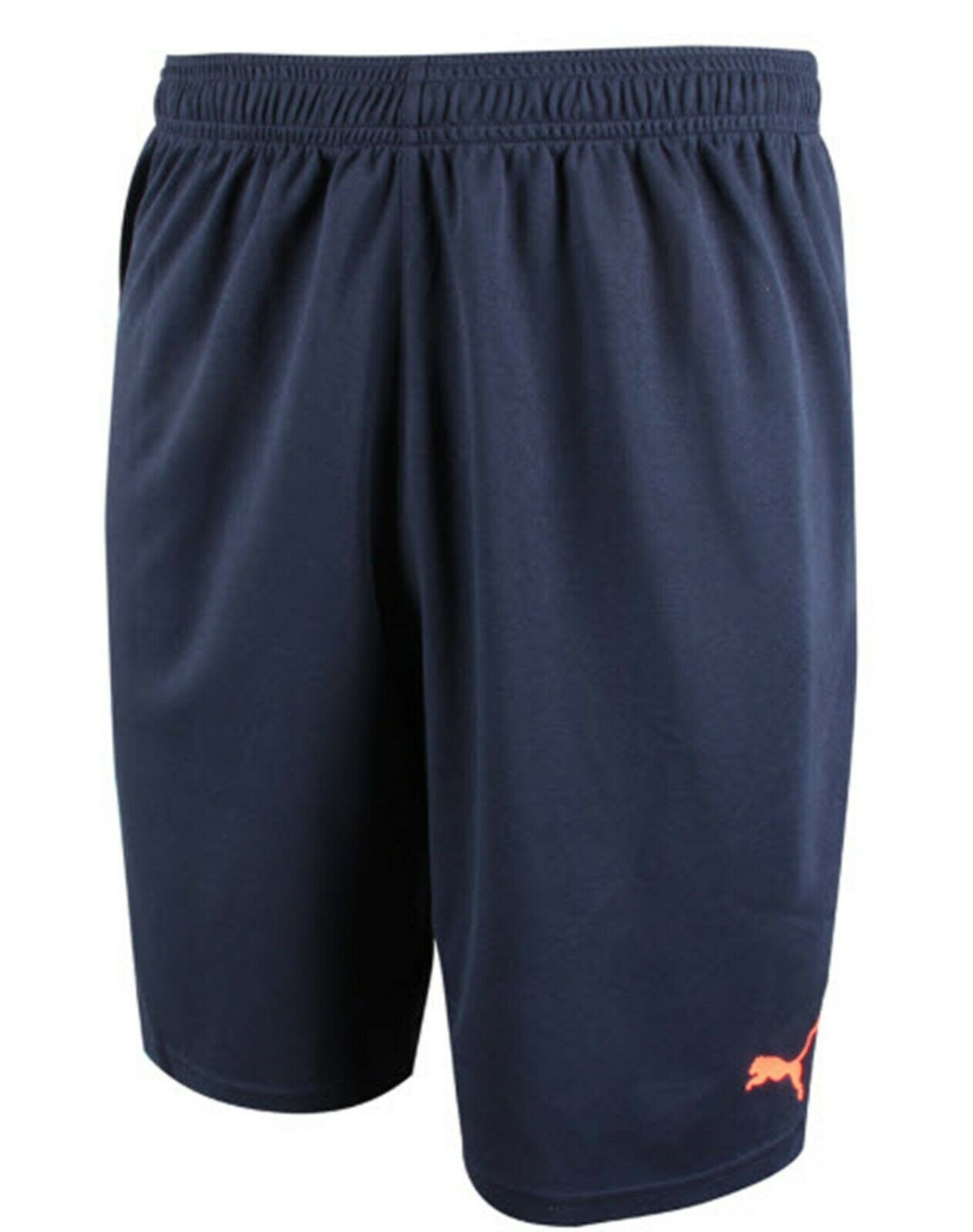 Puma Men BTS Shorts Pants Training Navy Running Soccer Uniform GYM Pant 65459745
