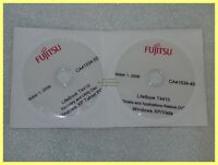 Windows Xp Tablet Pc '05 Recovery Drivers Apps Disc 4 Fujitsu Lifebook T4410