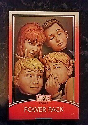Marvel Legacy Power Pack #63 NM