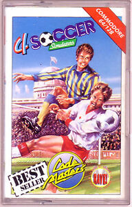4-Soccer-Simulator-Codemasters-Commodore-64-GC-amp-Complete