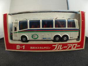 Diapet-Yonesawa-Japon-n-B1-bus-autobus-Nissan-SEIBU-1236-neuf-en-boite-1-75