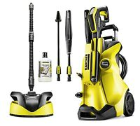 Karcher Kärcher K4 Full Control Home Pressure Washer Patio Cleaner Brand