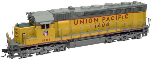 Union Pacific SDP35 nariz baja loco por Atlas Dcc Listo-Envío Gratuito en EE. UU.