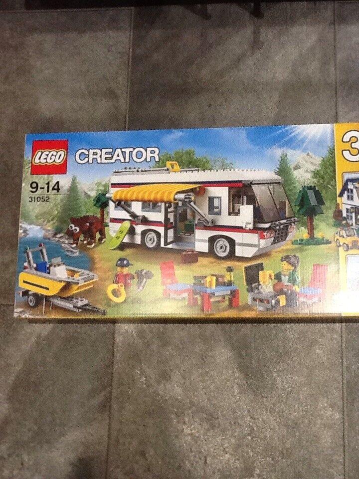 LEGO 31052 Creator Vacation Getaways Construction Set - Multi-Colourot