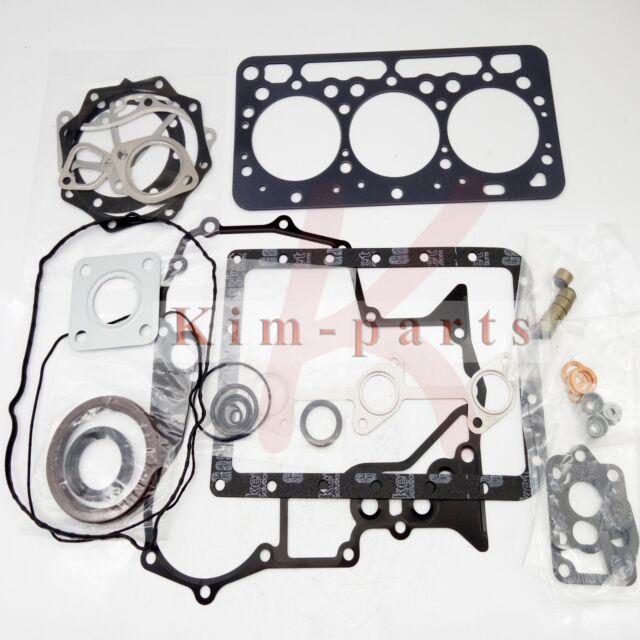 FULL Gasket for Kubota D902 RTV900W RTV900W6 RTV900W6S Vehicle RTV900T5 RTV900T6
