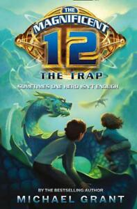 The-Magnificent-12-The-Trap-by-Michael-Grant-NEW-Book-FREE-amp-FAST-Delivery