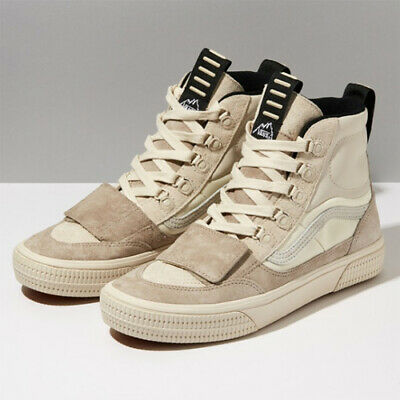 vans static cc mte shoes cream white sneakers vn0a4p3ltwt1 ebay vans static cc mte shoes cream white