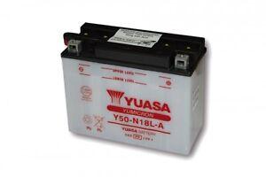Batterie-Yuasa-moto-Y50-N18L-A3-HONDA-GL1500-A-Aspencade-95-97