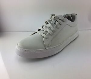 kenneth cole men's offwhite leather casual shoes 10 m  ebay