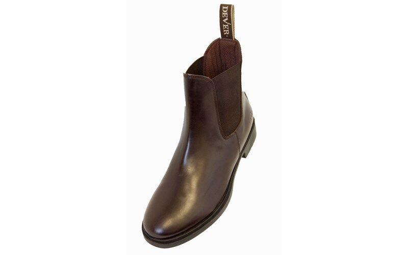 Mens Dever Brown Jodhpur Boots - Size 44 & 45