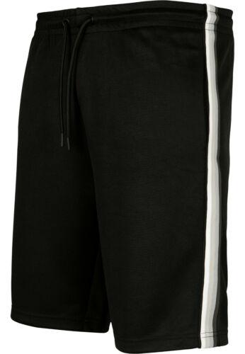 Urban Classics Side Taped Shorts Jogginghose kurze Hose Streifen gestreift Stoff