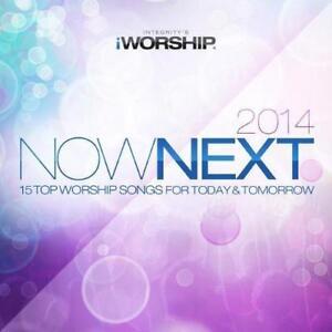 Various Artists iWorship Now / Next 2014 : 15 Top Worship Songs CD 768565223