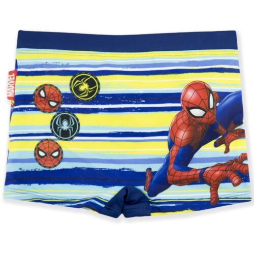 Spiderman Marvel Boys Swimming Boxers Briefs Trunks Shorts Swimsuit 2-8 Years