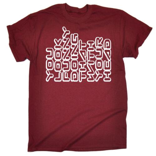 Hai un aspetto divertente farlo Da Uomo T-shirt Tee Regalo Di Compleanno intelligente scherzo divertente